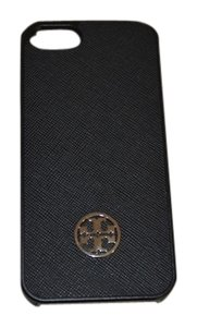 Tory Burch NIB TORY BURCH ROBINSON HARDSHELL IPHONE 5 / 5S CASE BAG BLACK SAFFIANO $60