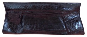 Nancy Gonzalez Black Nancy Gonzalez Crocodile Clutch