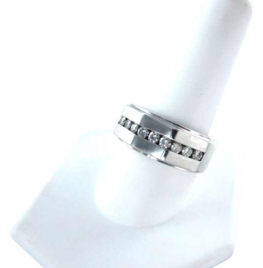 Preload https://item5.tradesy.com/images/white-gold-14kt-men-78dwt-father-day-9-diamond-48ct-11-masculine-sexy-ring-351779-0-0.jpg?width=440&height=440