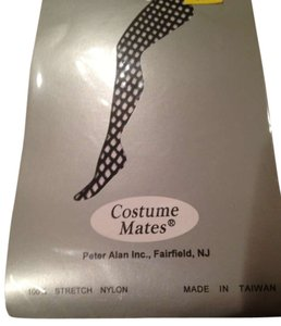Costume Mates Black Fishnets
