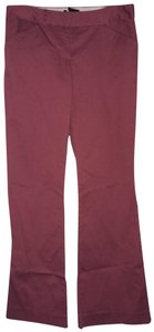 The Limited Boot Cut Pants Pink