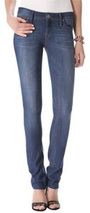 DL1961 Slim Medium-wash Straight Leg Jeans-Medium Wash