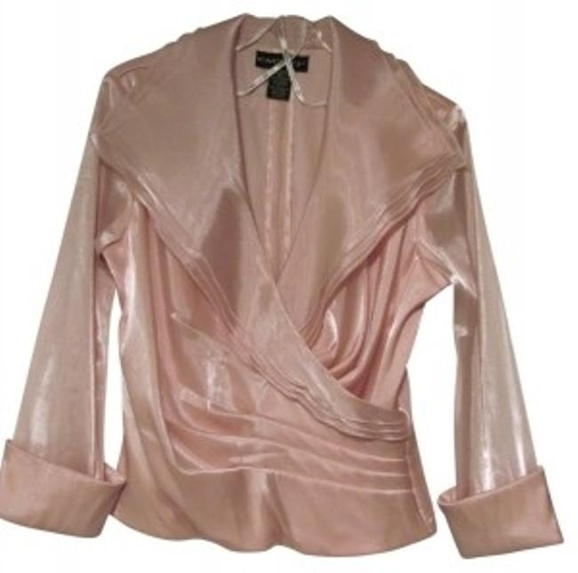 Preload https://item5.tradesy.com/images/cachet-pink-shimmer-wrap-night-out-top-size-10-m-35189-0-0.jpg?width=400&height=650