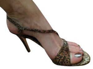 Nine West Leopard Pumps