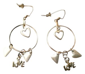 Hearts and Love Earrings