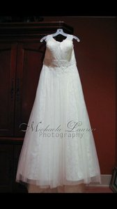 Oleg Cassini Beautiful Oleg Cassini Wedding Dress