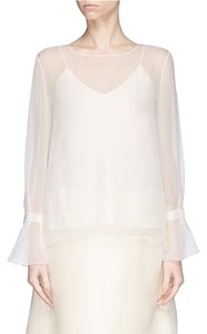 The Row Top Ivory