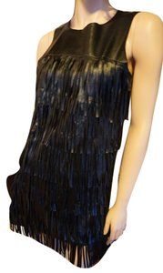 Other Fringe Faux Party Dress