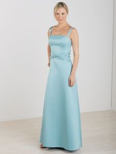 Alfred Angelo Baby Blue Style 6311 Dress
