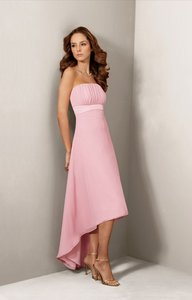 Alfred Angelo Light Pink Style 6455 Dress