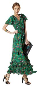 Green Paisley Maxi Dress by Duro Olowu
