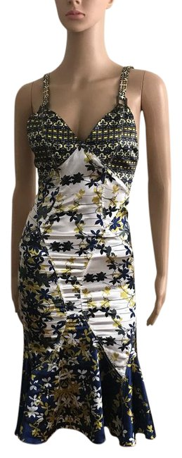Preload https://item4.tradesy.com/images/just-cavalli-multicolor-cocktail-dress-size-2-xs-3522928-0-2.jpg?width=400&height=650