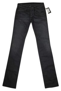 Rock & Republic Designer Boot Cut Jeans-Dark Rinse