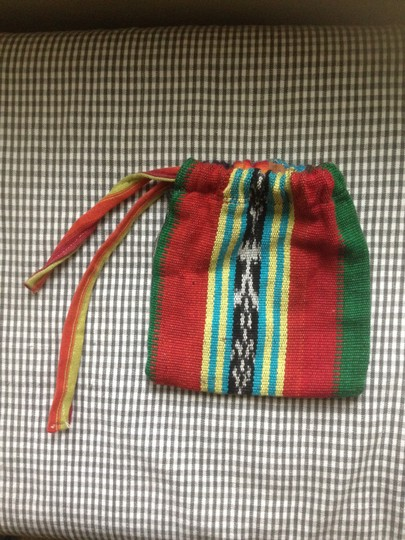 Other Boho jewelry satchel with sash traveling