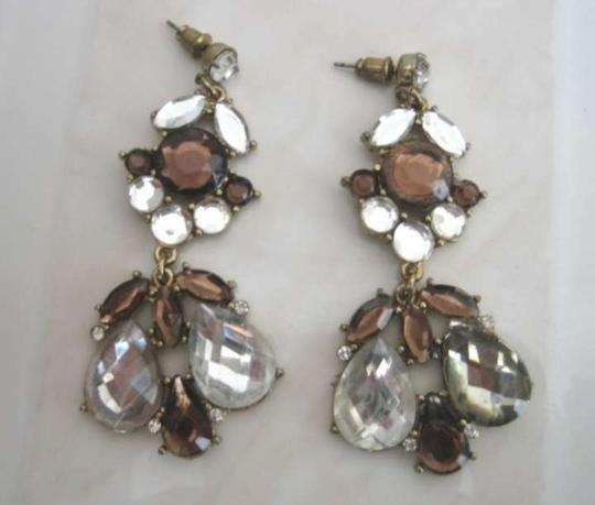 Unknown Vintage Rhinestone Earring Sets