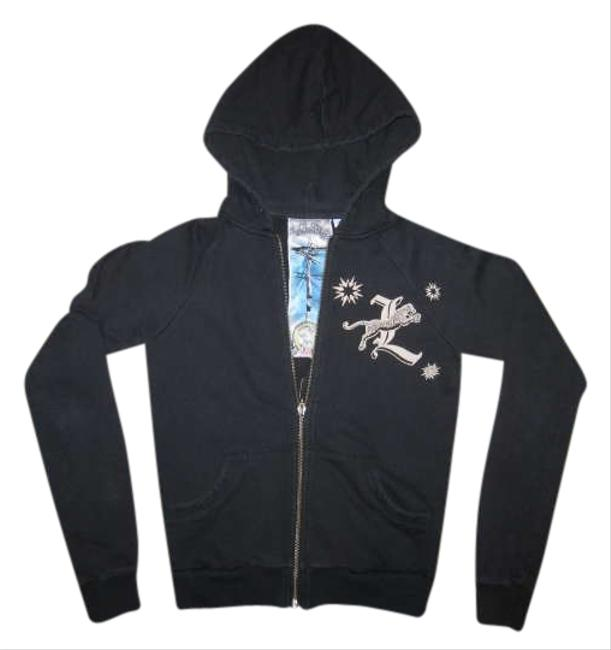 L.A.M.B. Designer Hooded Gwen Stefani Lamb Zip Up Jacket