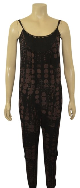 Preload https://img-static.tradesy.com/item/3524635/diesel-black-and-brown-designer-jumpsuit-extra-small-sh-pant-suit-size-0-xs-0-0-650-650.jpg