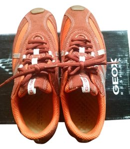 Geox Orange Athletic