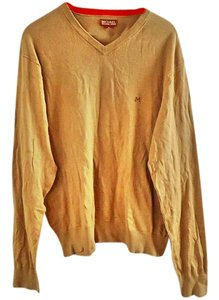 Michael Kors Cotton V-neck Sweater