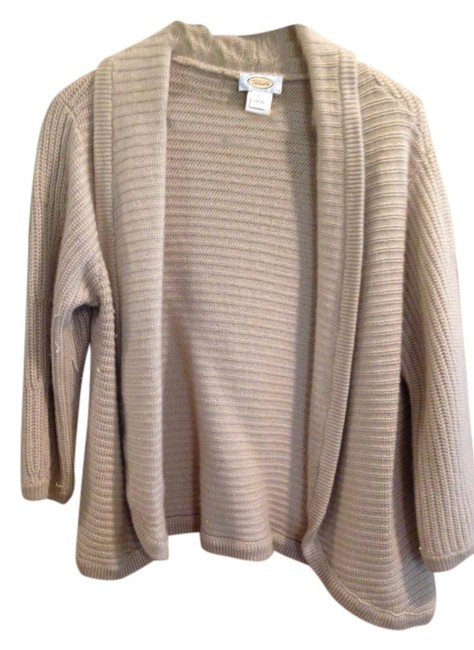 Preload https://item4.tradesy.com/images/talbots-light-brown-sweaterpullover-size-16-xl-plus-0x-3526198-0-0.jpg?width=400&height=650