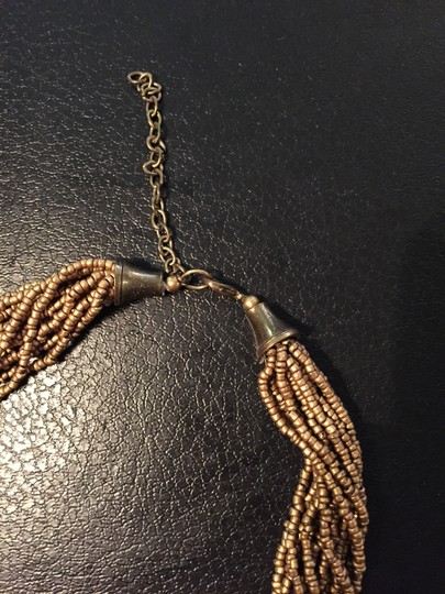 Other Twisted Gold Necklace