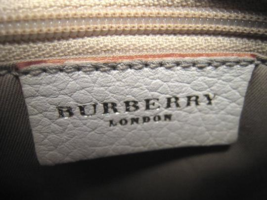 Burberry Made In Italy Adjustable Strap Drop: 9