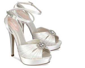 PINK Mimosa Wedding Shoes