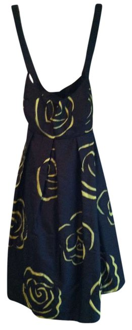 Preload https://item5.tradesy.com/images/inc-international-concepts-black-silk-gold-swirls-short-cocktail-dress-size-12-l-352689-0-0.jpg?width=400&height=650