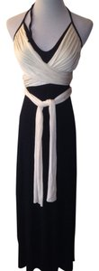Black/White Maxi Dress by Rachel Pally