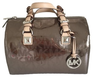Michael Kors Tote in Nickel