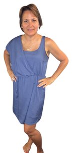 Other short dress Slate Blue on Tradesy