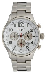 Zippo Zippo Watches Men's watch 45000 White Analog