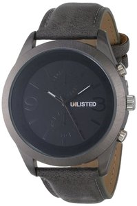 Unlisted Men's watch UL1265 Black Analog