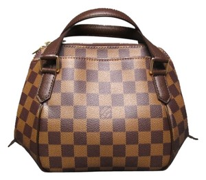 Louis Vuitton Damier Canvas Belem Pm Satchel in Brown