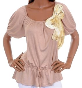 Argenta Top tan gold
