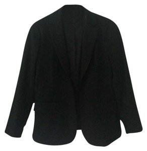 Coldwater Creek Black Blazer