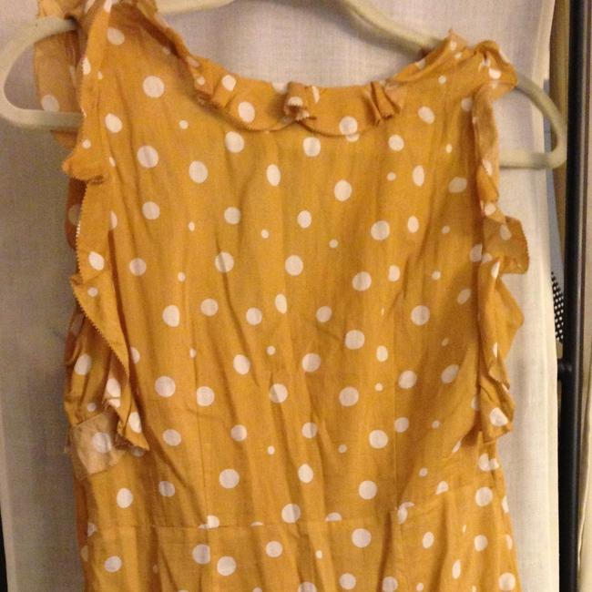 Marc by Marc Jacobs short dress Yellow (mustard) on Tradesy