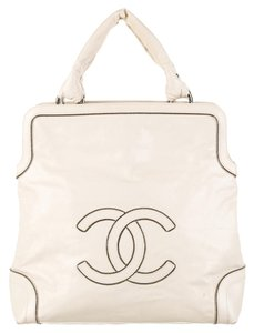 Chanel Chain Stitch Soho Jumbo Maxi Shoulder Bag