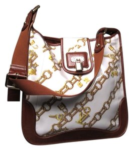 Louis Vuitton Monogram Charms Musette Cross Body Bag