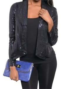 blue black Blazer