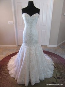 Private Label By G Kenneth Winston 1610 Wedding Dress