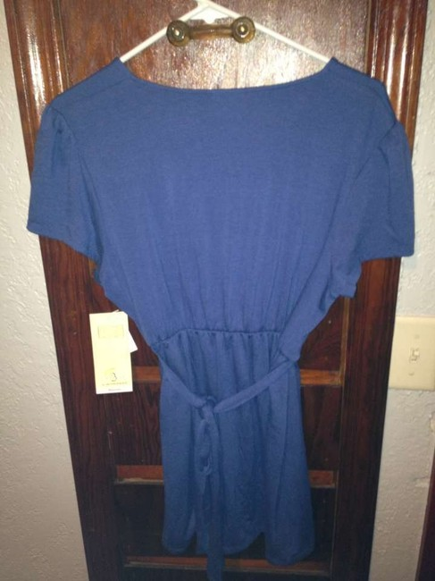 Motherhood Maternity Blue Blouse with tags