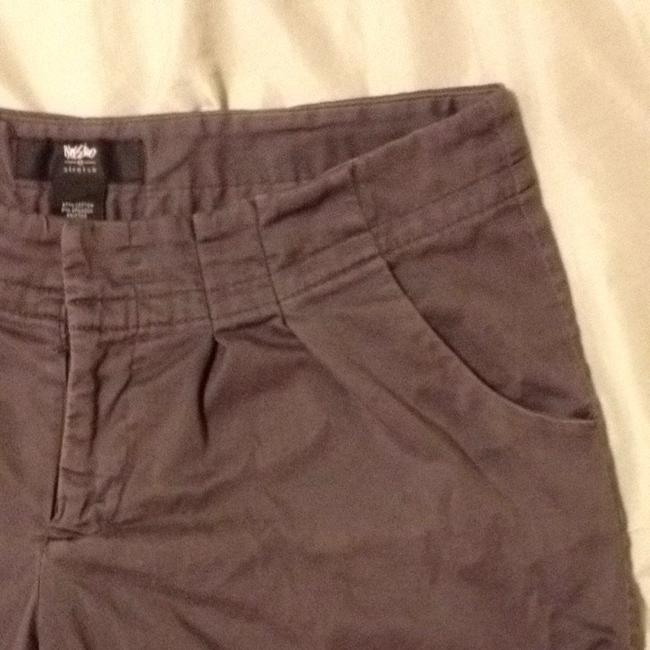 Mossimo Supply Co. Shorts Gray