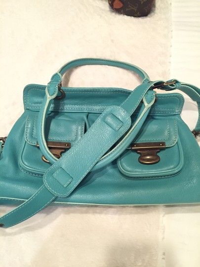 Marc Jacobs Vintage Leather Detachable Strap Shoulder Bag