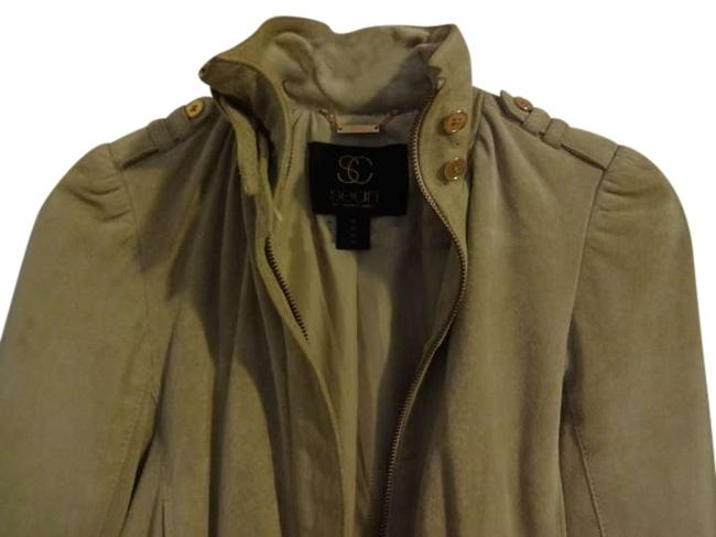 Sean by Sean Combs Suede Beige Jacket