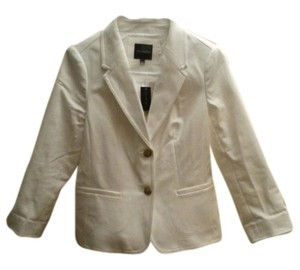 The Limited White Blazer