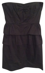 J.Crew Ruffle Strapless Dress