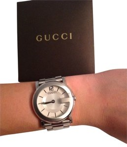 Gucci GUCCI Stainless Steel Watch!