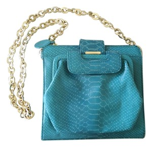 BCBGMAXAZRIA Runway Chain Cross Body Bag