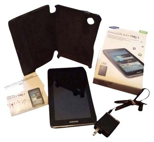 Samsung Samsung Galaxy Tab 2- 7.0 - 8GB Wifi & case